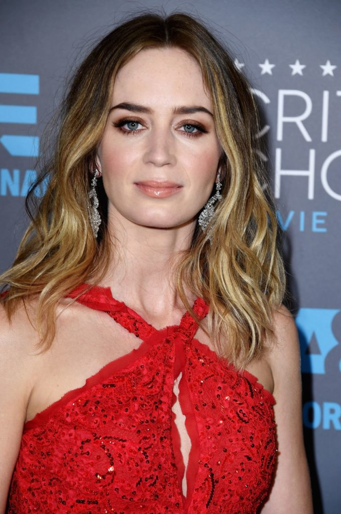 Emily Blunt Leaked Photos