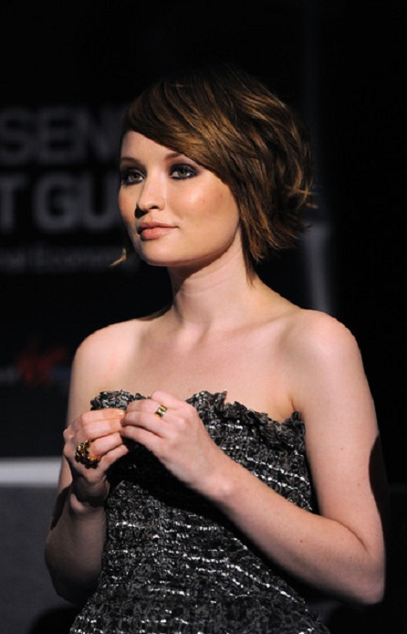 Emily Browning Muscles Pics