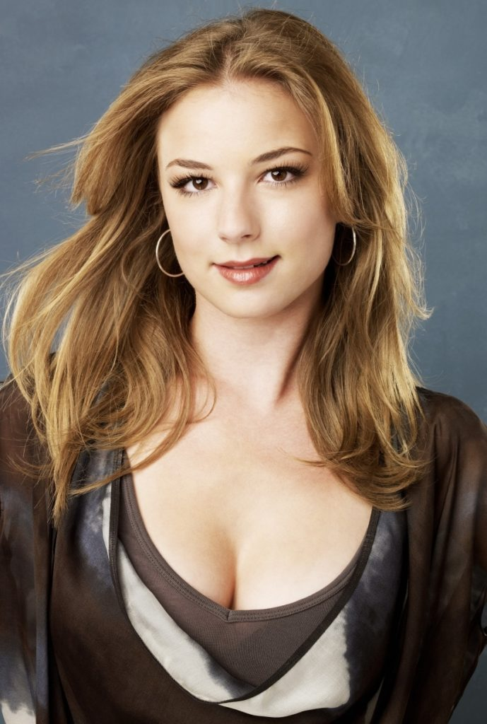 Emily VanCamp Topless Photos