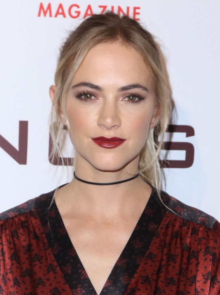 Emily Wickersham Cute Pictures