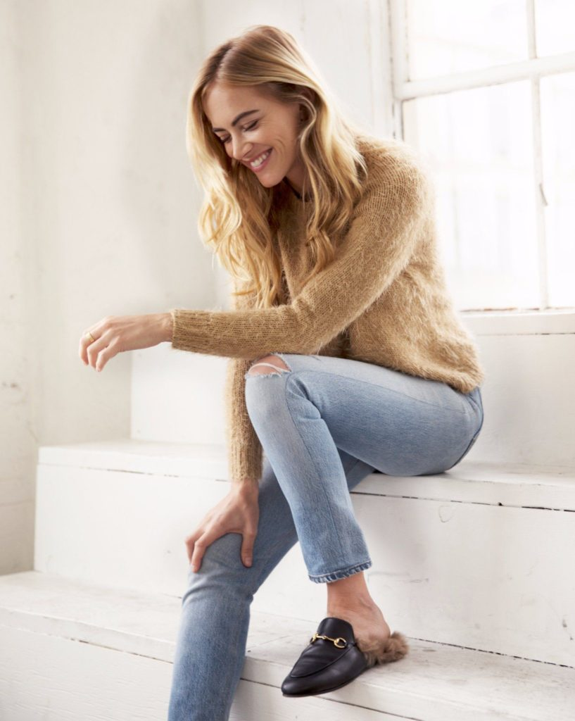 Emily Wickersham Jeans Images