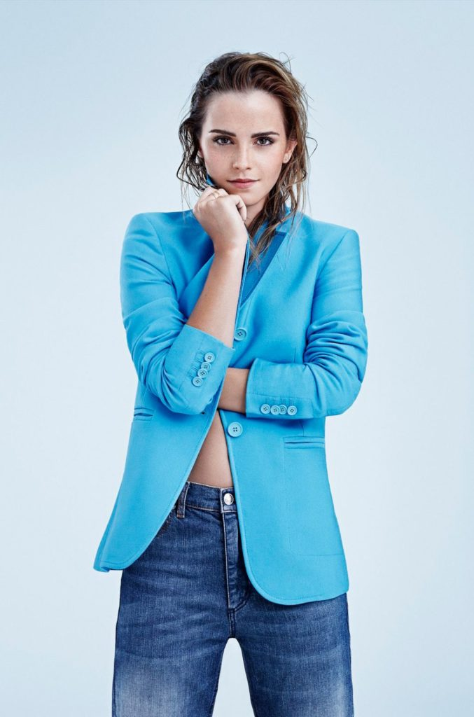 Emma Watson Jeans Pictures