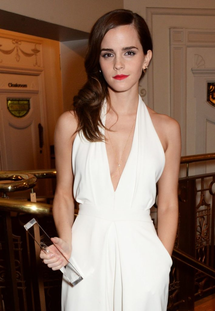 Emma Watson Long Hair Pictures