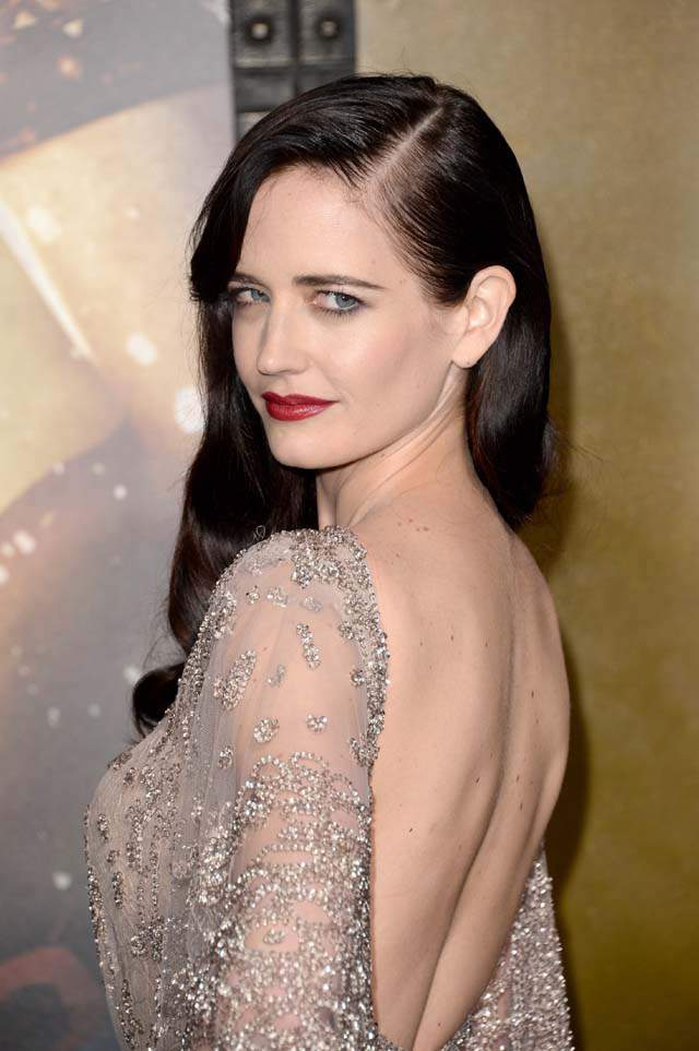 Eva Green Braless Wallpapers