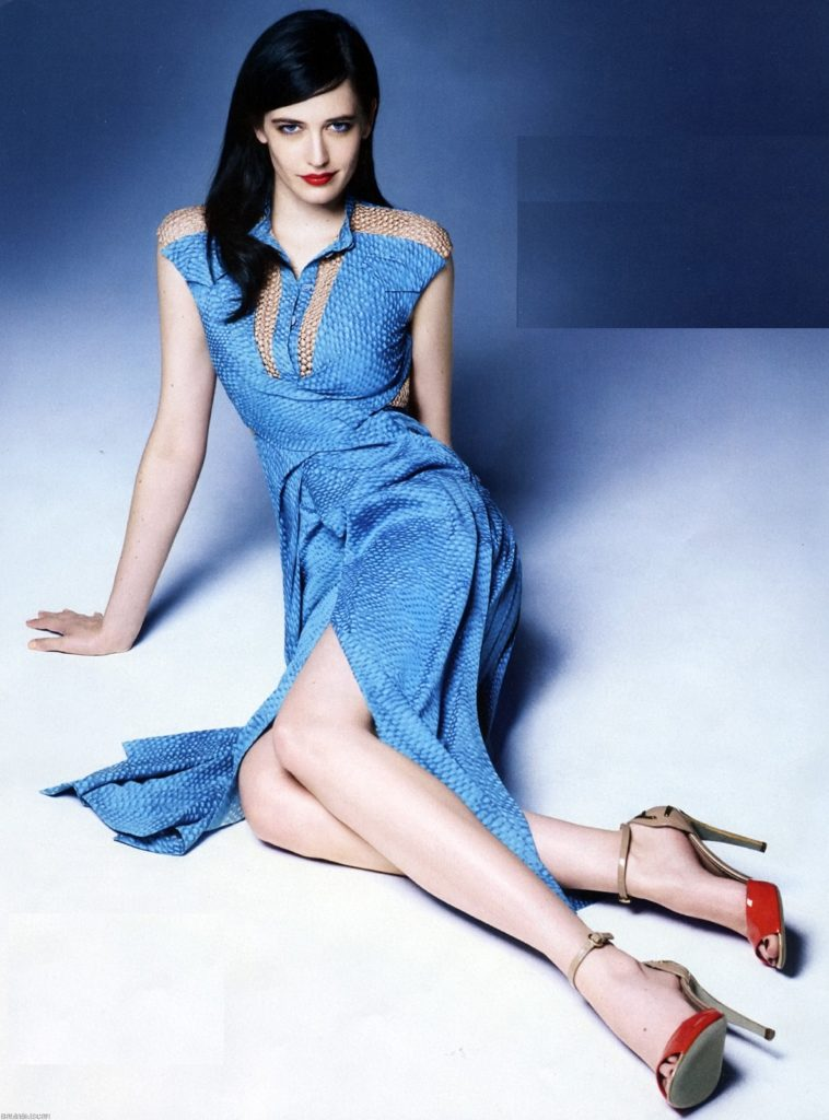 Eva Green Feet Pictures