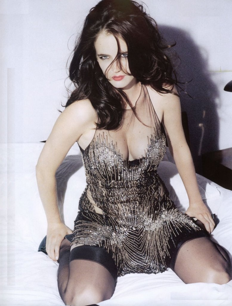 Eva Green Leaked Images