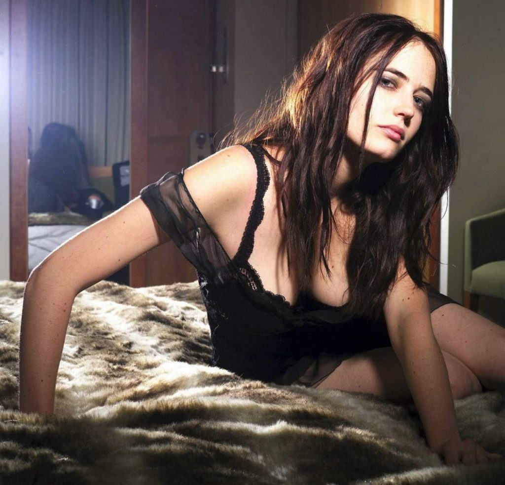 Eva Green Lingerie Pictures