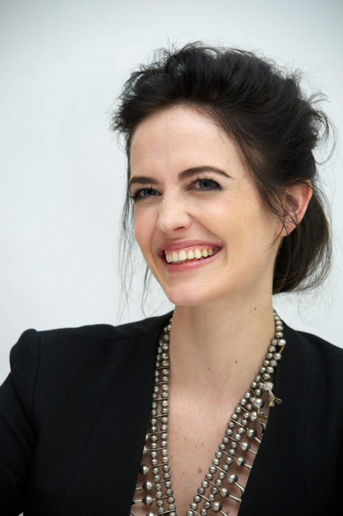 Eva Green Makeup Images