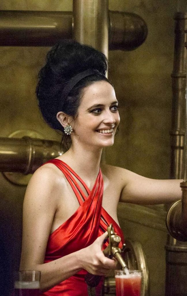 Eva Green No Makeup Pics