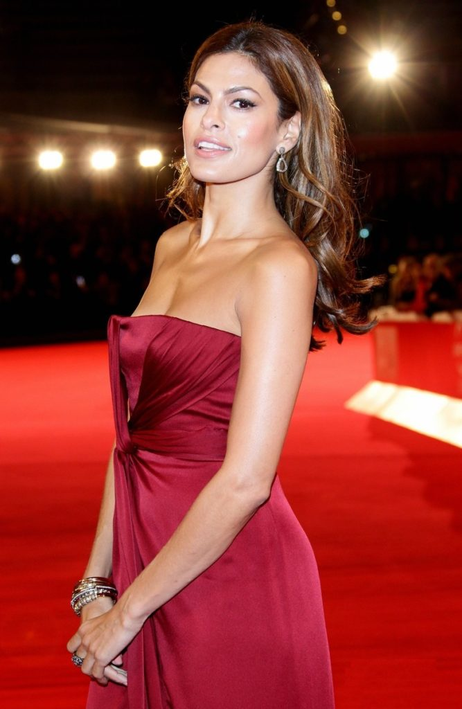 Eva Mendes Topless Pictures