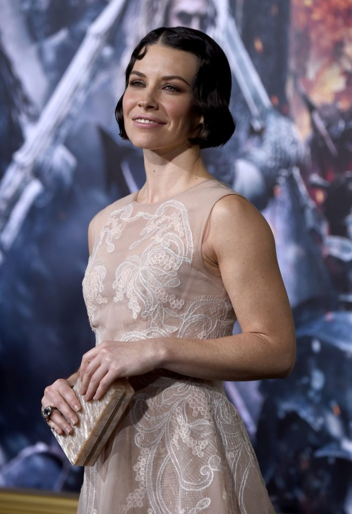 Evangeline Lilly Body Images