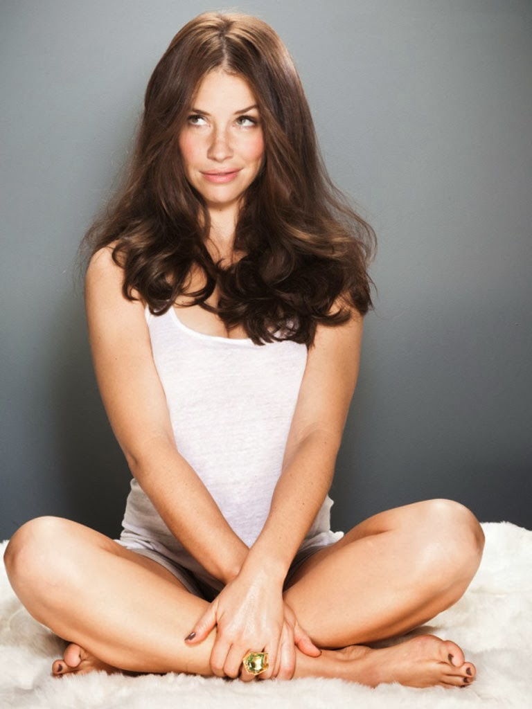 Evangeline Lilly Haircut Pictures
