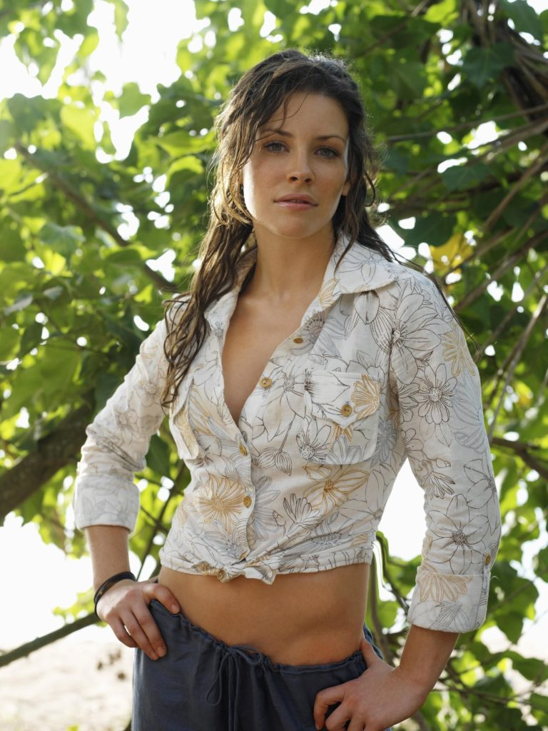 Evangeline Lilly Sexy Wallpapers