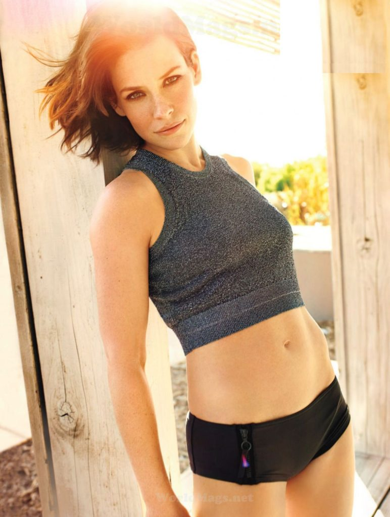 Evangeline Lilly Tattoos Pictures
