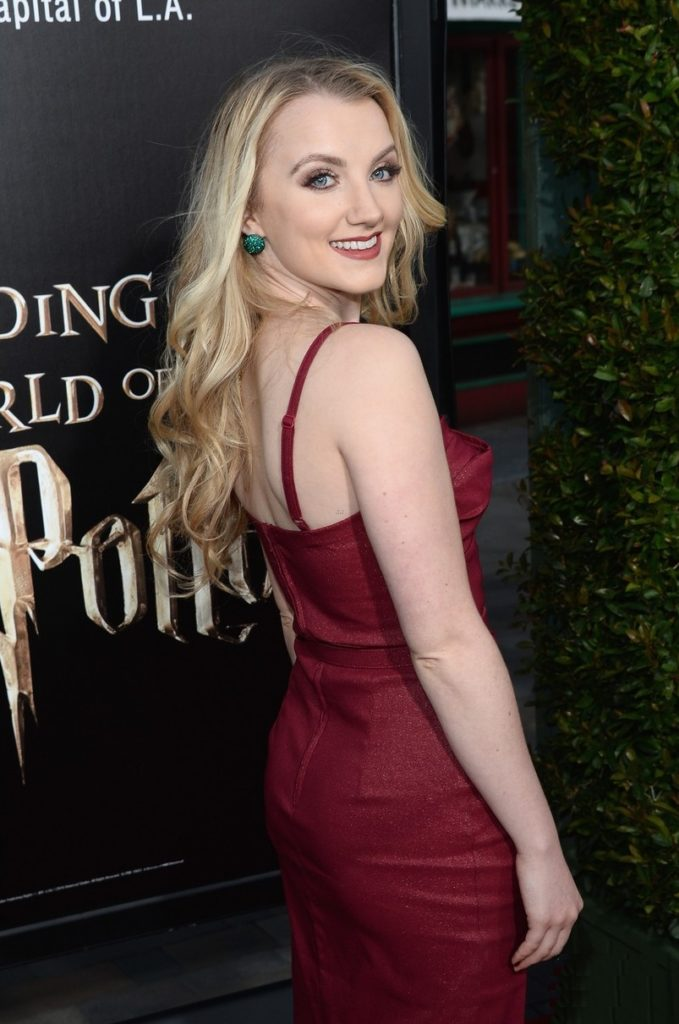 Evanna Lynch Haircut Pictures