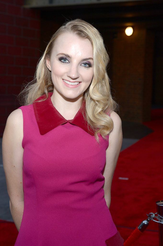 Evanna Lynch Makeup Wallpapers