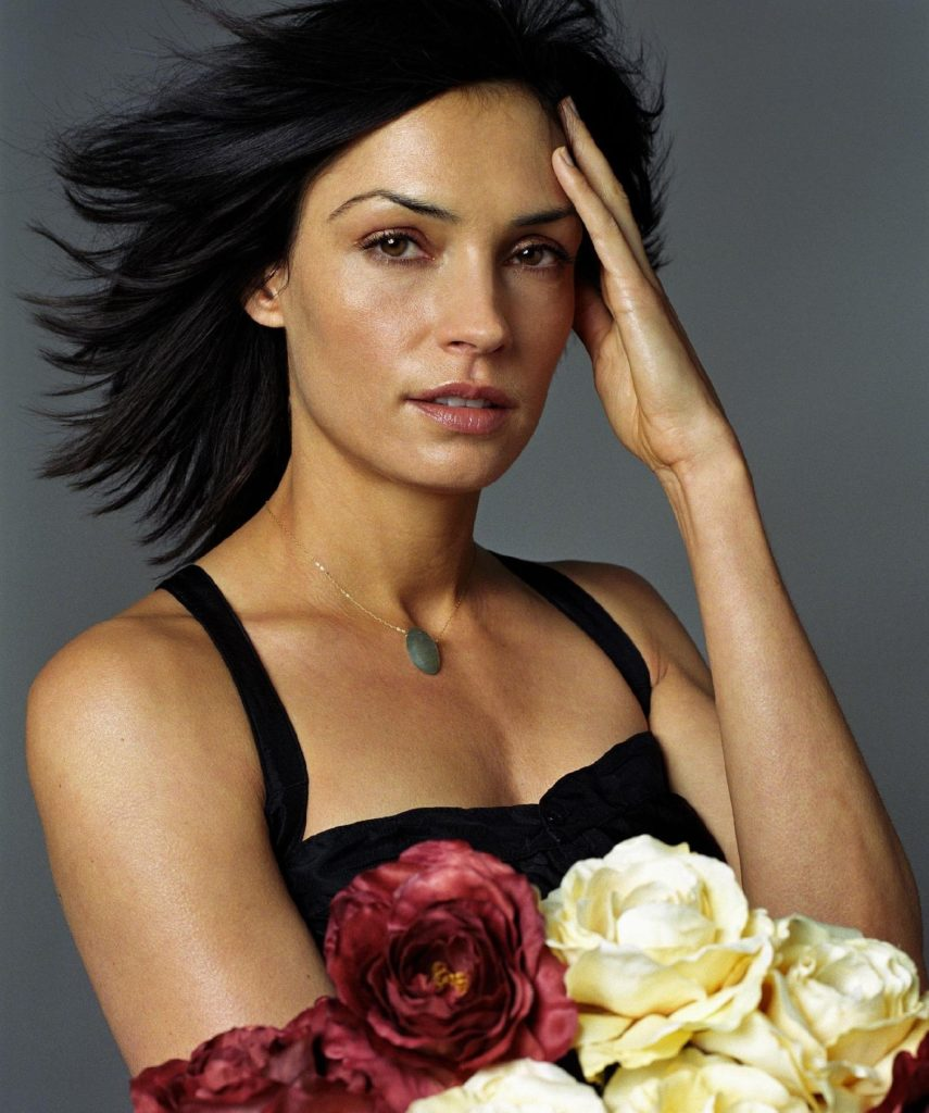 Famke Janssen Makeup Wallpapers