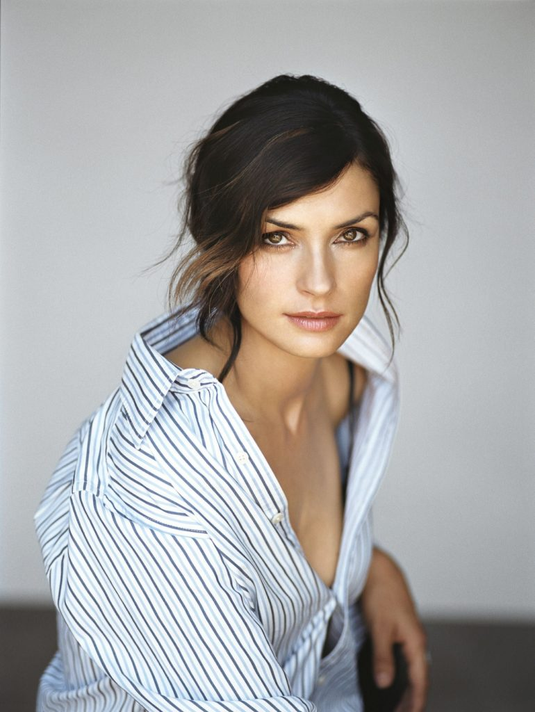 Famke Janssen No Makeup Photos