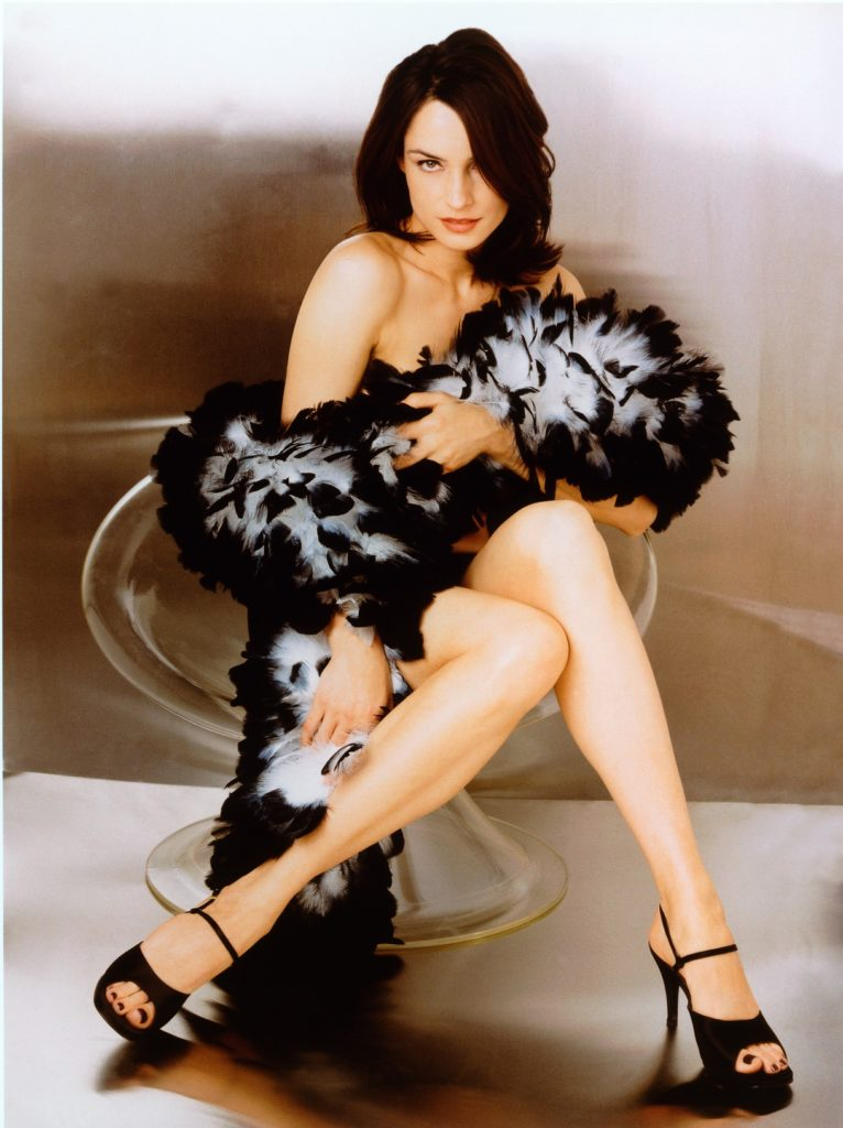 Famke Janssen Oops Moment Images