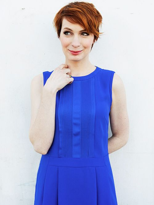 Felicia Day Bathing Suit Images