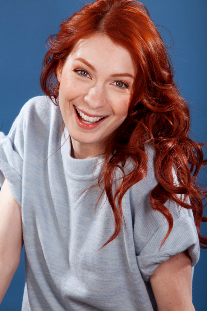 Felicia Day Cleavage Wallpapers