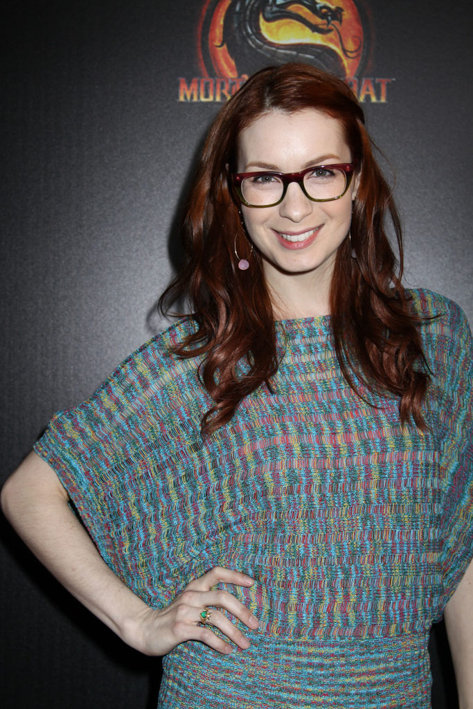 Felicia Day Hair Style Wallpapers