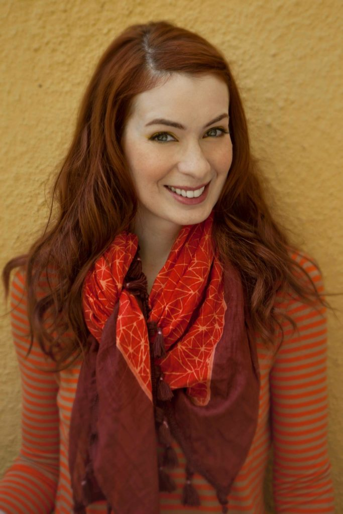 Felicia Day Leaked Images