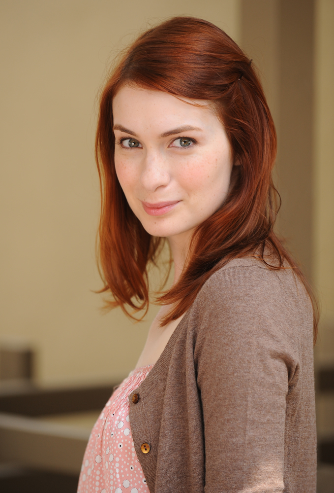 Felicia Day Makeup Images