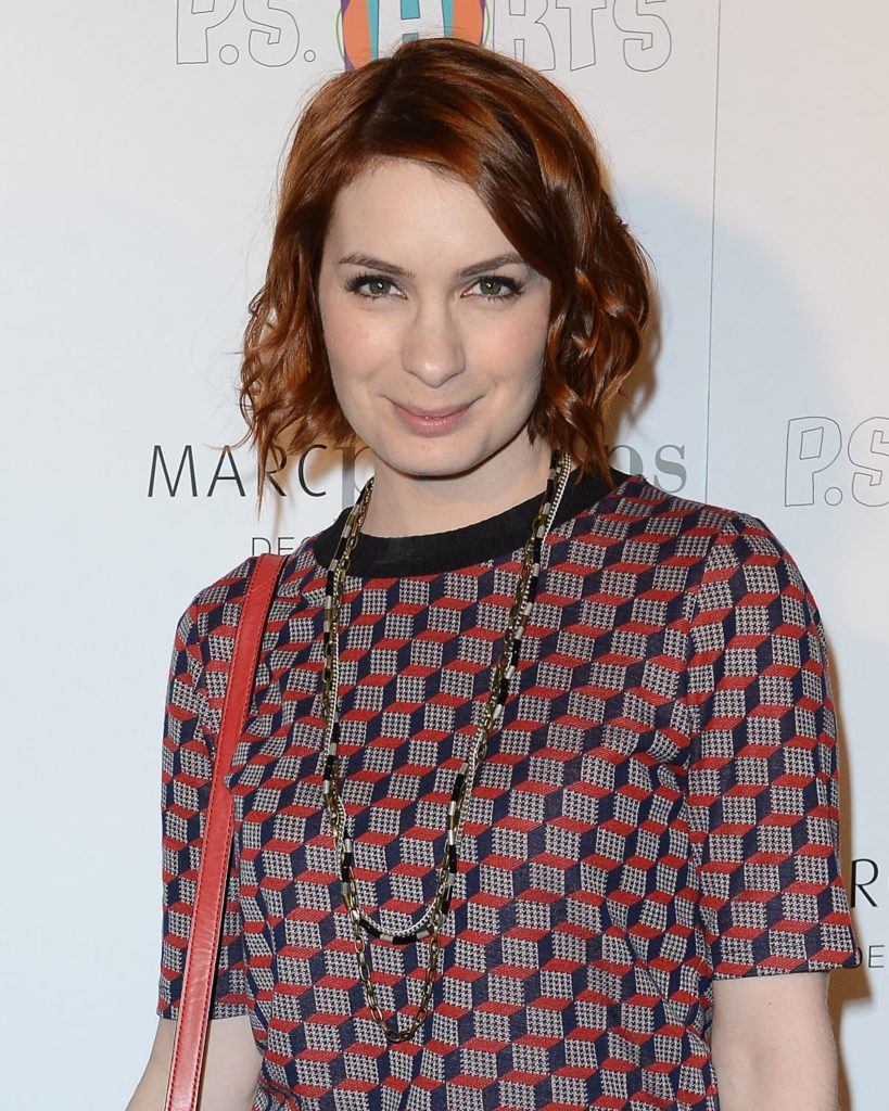 Felicia Day Smile Face Pictures