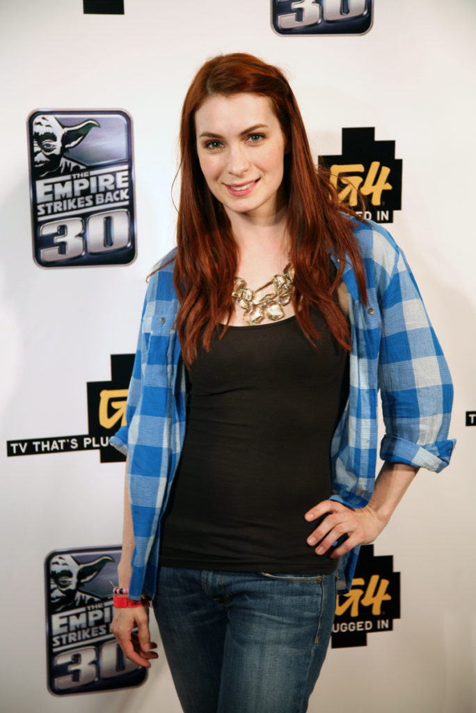 Felicia Day Smileing Images