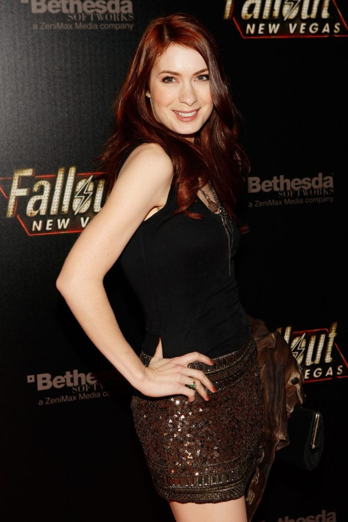 Felicia Day Without Makeup Pictures