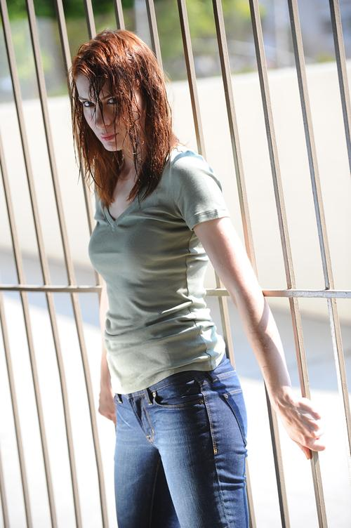 Felicia Day Workout Wallpapers