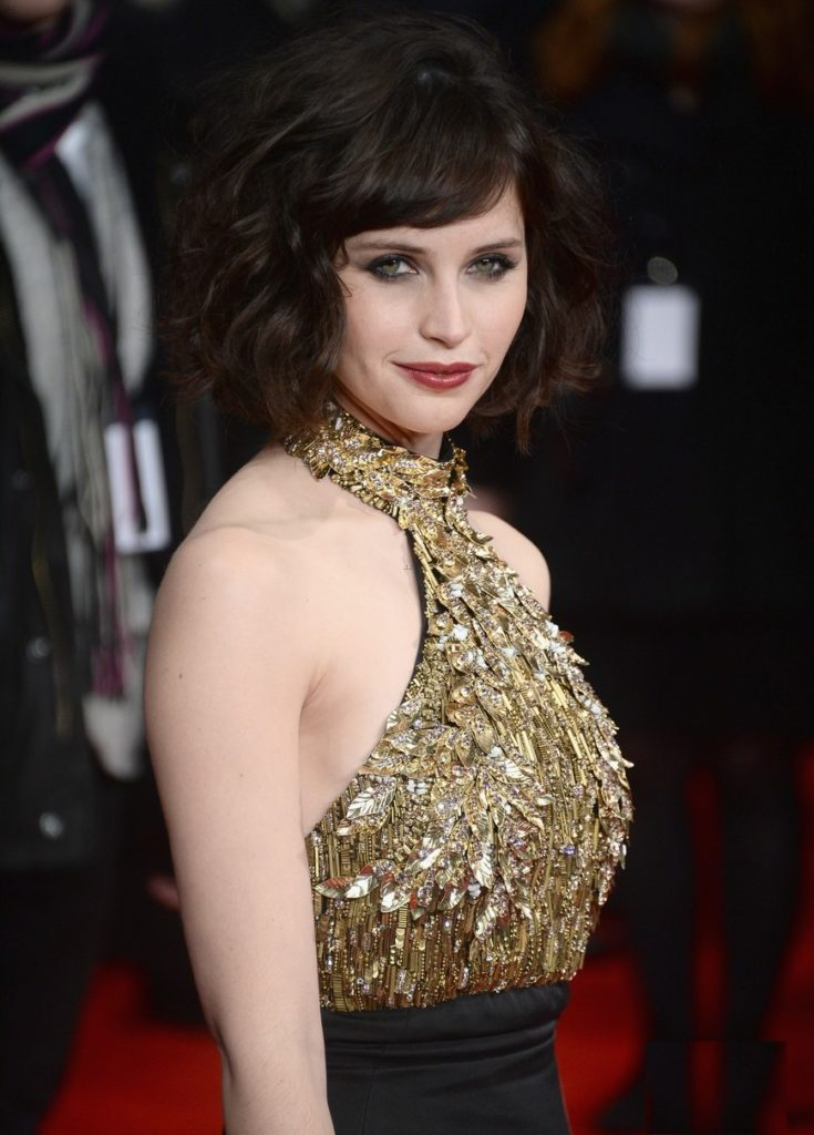Felicity Jones Bra Panty Images