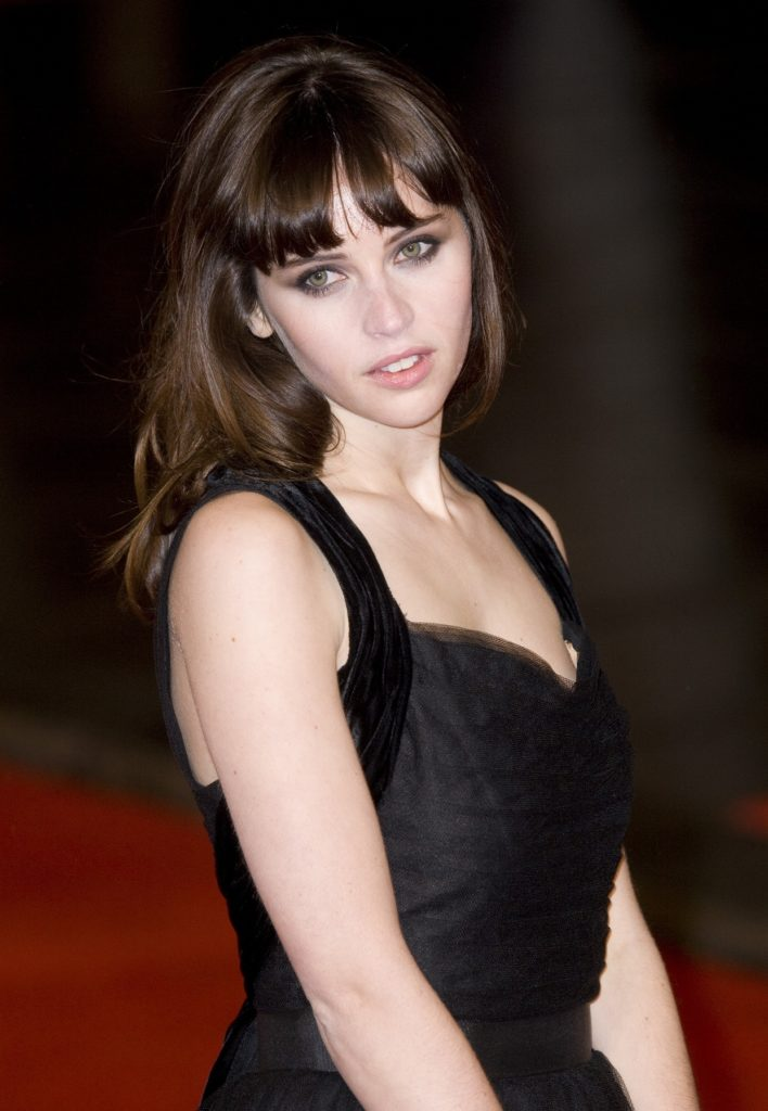 Felicity Jones Butt Photos