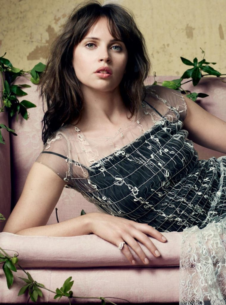 Felicity Jones Hot Photos