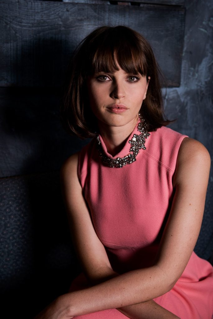 Felicity Jones Smile Face Pictures