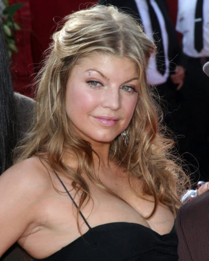 Fergie No Makeup Wallpapers