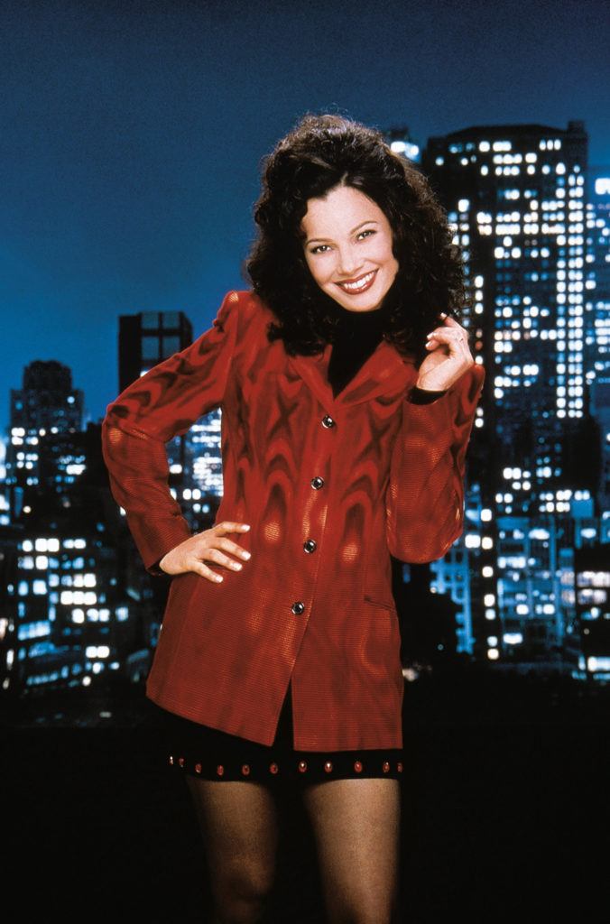 Fran Drescher Bathing Suit Pics