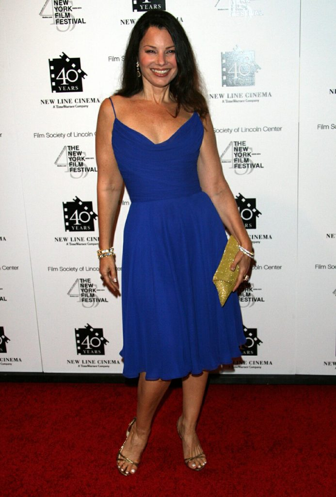 Fran Drescher Feet Photos
