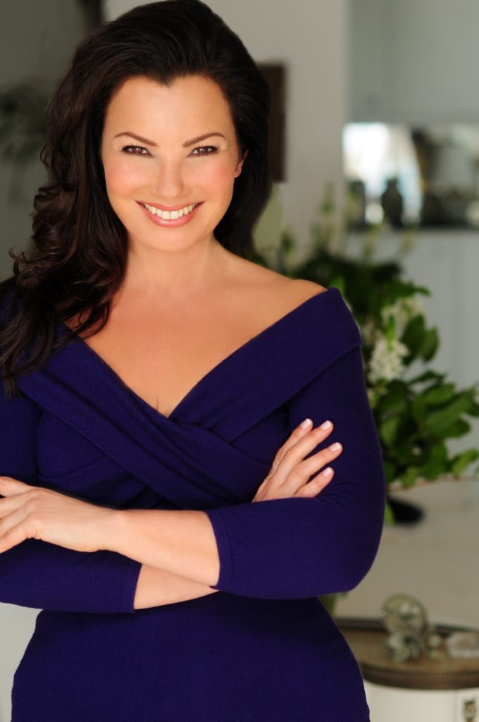 Fran Drescher Haircut Photos