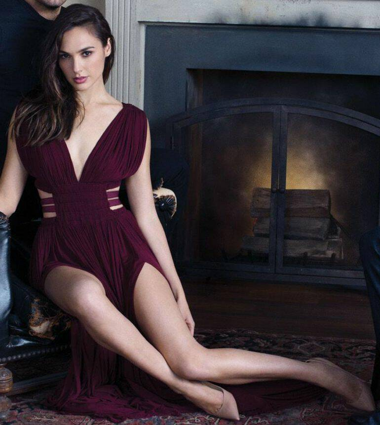 Gal Gadot Feet Photos
