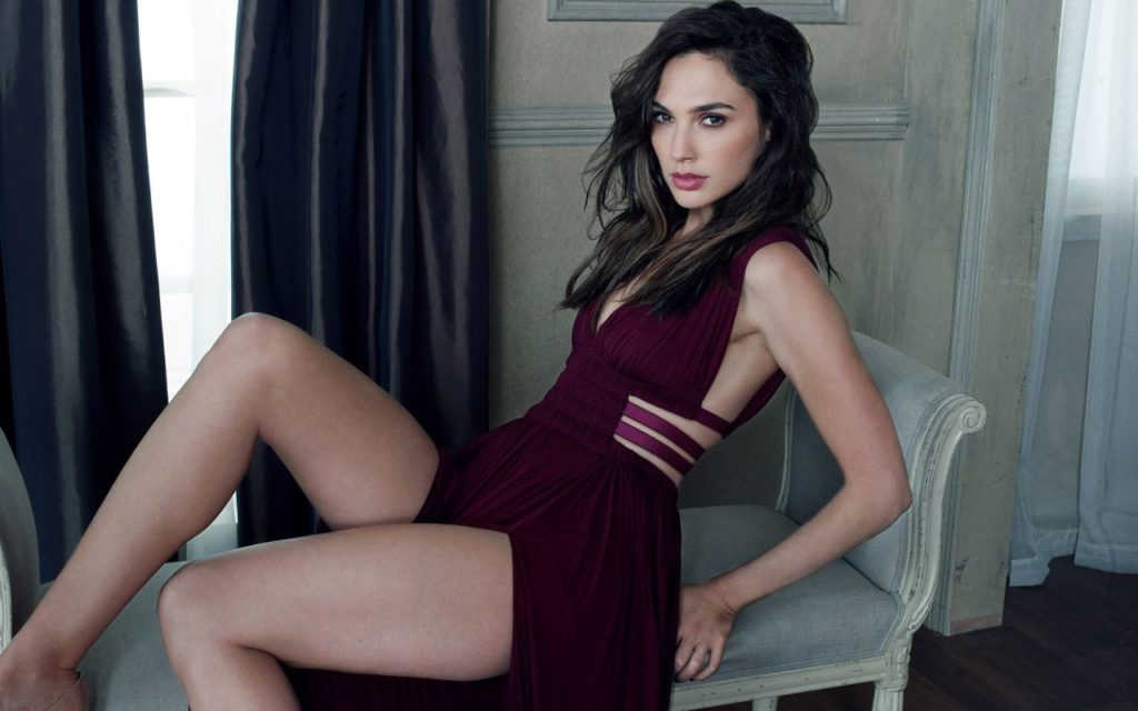 Gal Gadot Undergarments Photos
