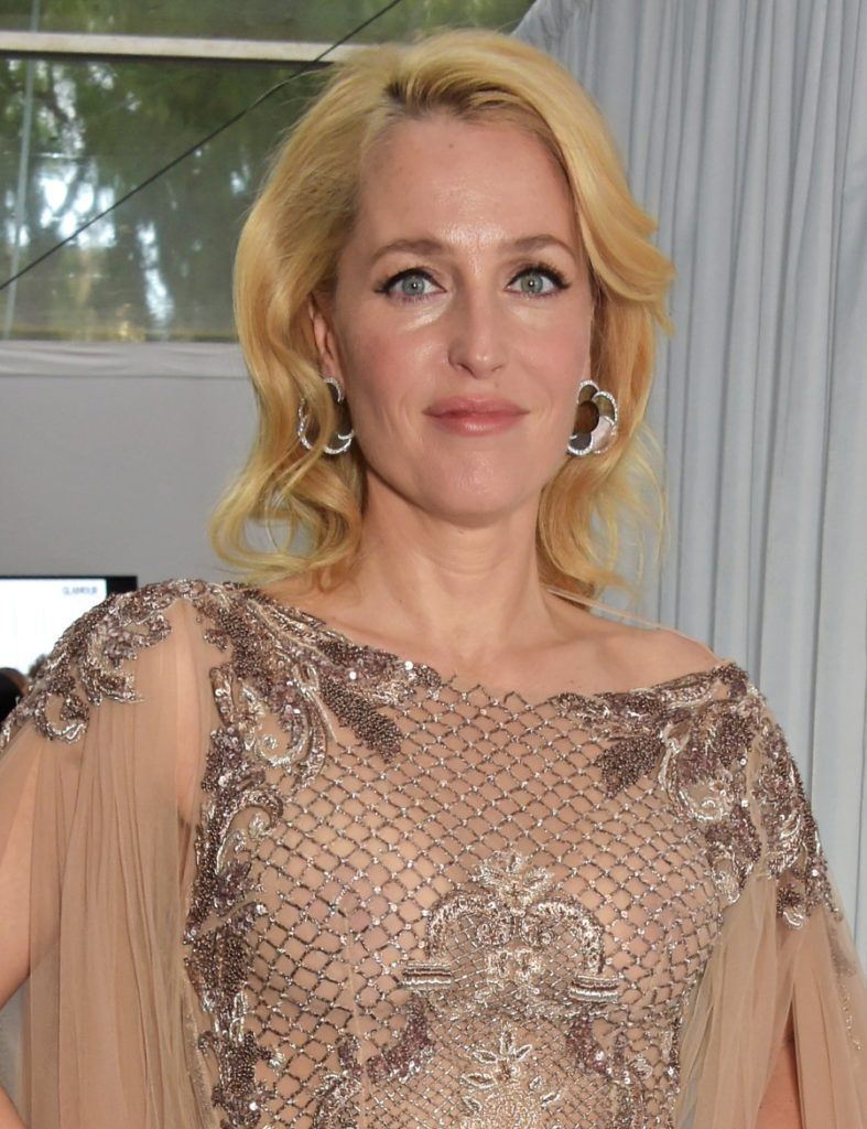 Gillian Anderson Oops Moment Pictures