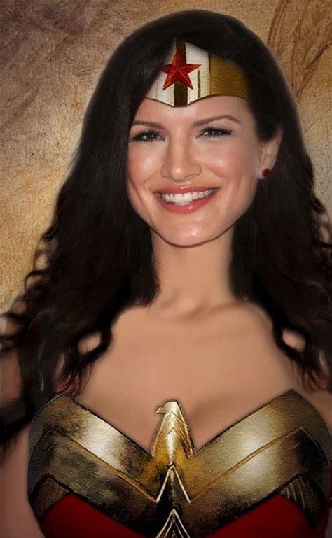 Gina Carano Hot Pictures