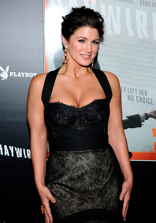 Gina Carano Leggings Pictures