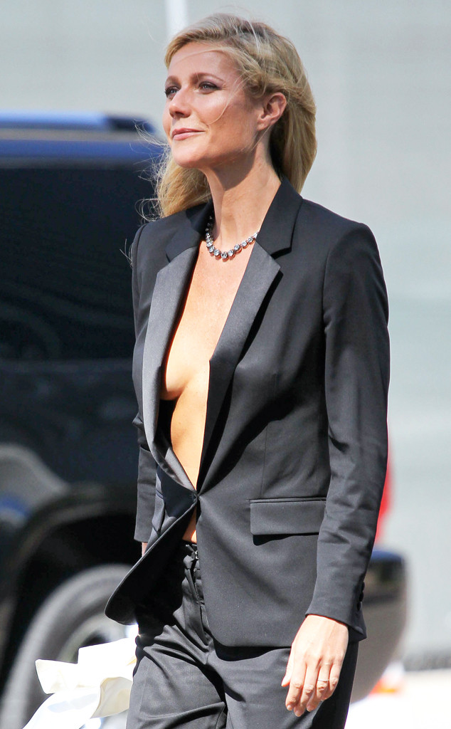Gwyneth Paltrow Hair Style Pictures