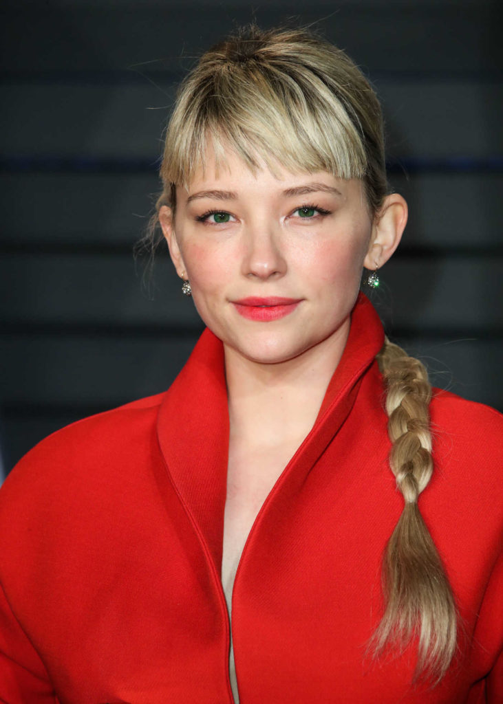 Haley Bennett Haircut Pictures