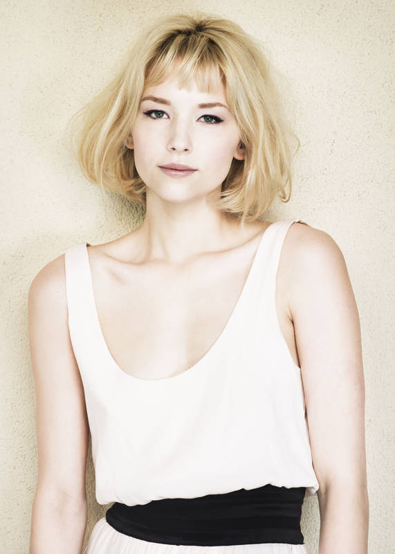 Haley Bennett Leaked Images