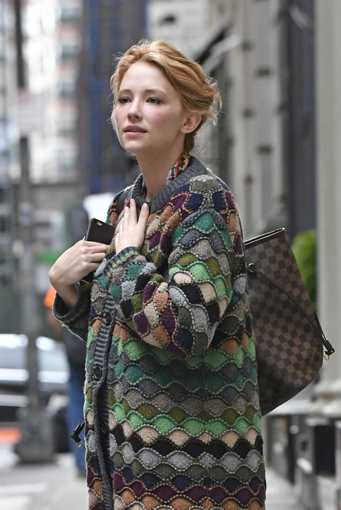 Haley Bennett Oops Moment Photos