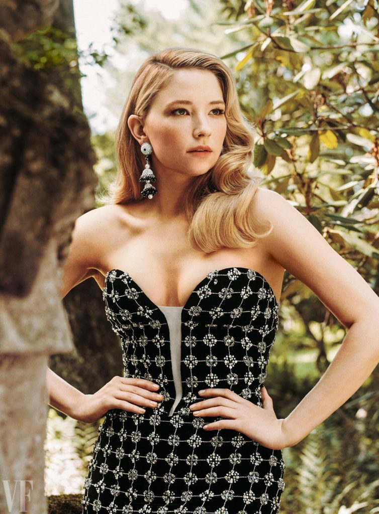 Haley Bennett Sexy Look Images